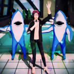  MMD  S U P E R  B O W L by RockfanXYuki