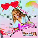 bubble gum-hilary blend