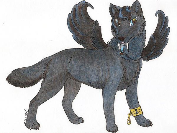 Saber wolf