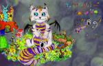 Cheshire kitten Shkoda