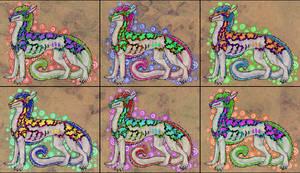 Veresk fun coloring