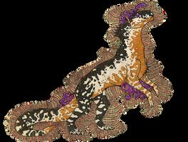 Sunfish dragon by Tigresa89