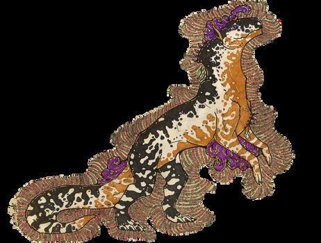 Sunfish dragon