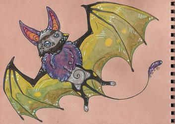 Lil' bat by Tigresa89