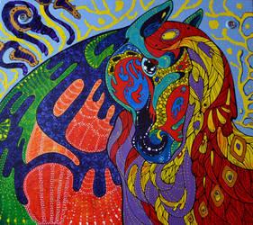 fantasy horse by Tigresa89