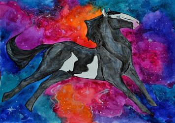 Cosmos Jericho by Tigresa89