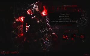 Lilith. The Suture Demon // Profile