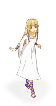 Zelda / Hylia