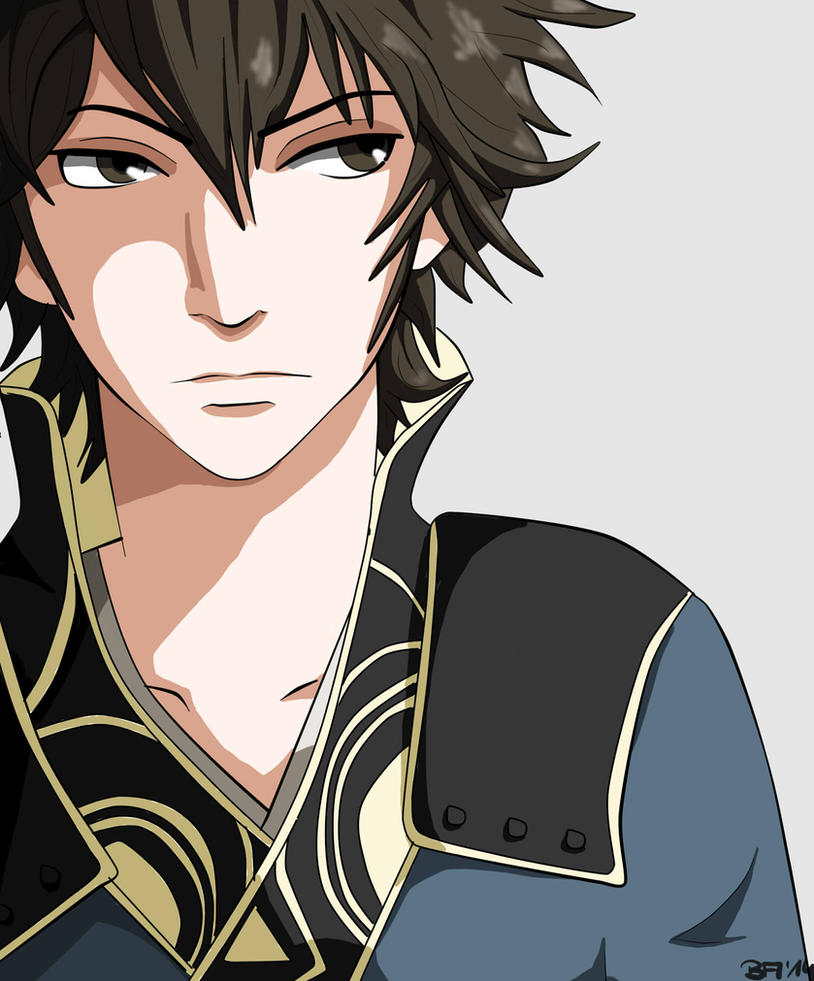 Lon'qu by BakaArts on DeviantArt