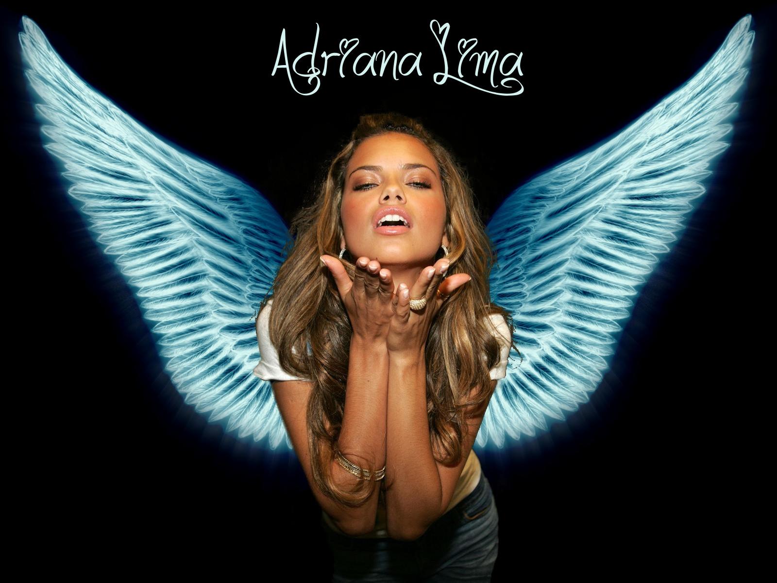 Angel Lima adriana lima is an angelcortexd on deviantart