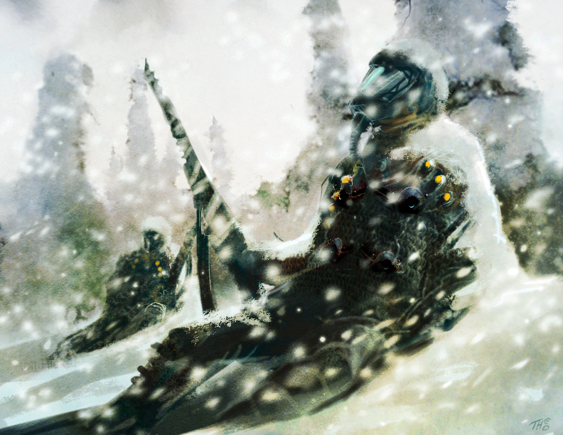 The fall of Humanity. (MAIN BACKSTORY FOR HUMAN CIVILIZATIONS.)  Winter_War_II_by_Young_Wolf