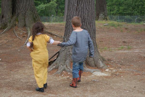 Children III by vicissitude-stock
