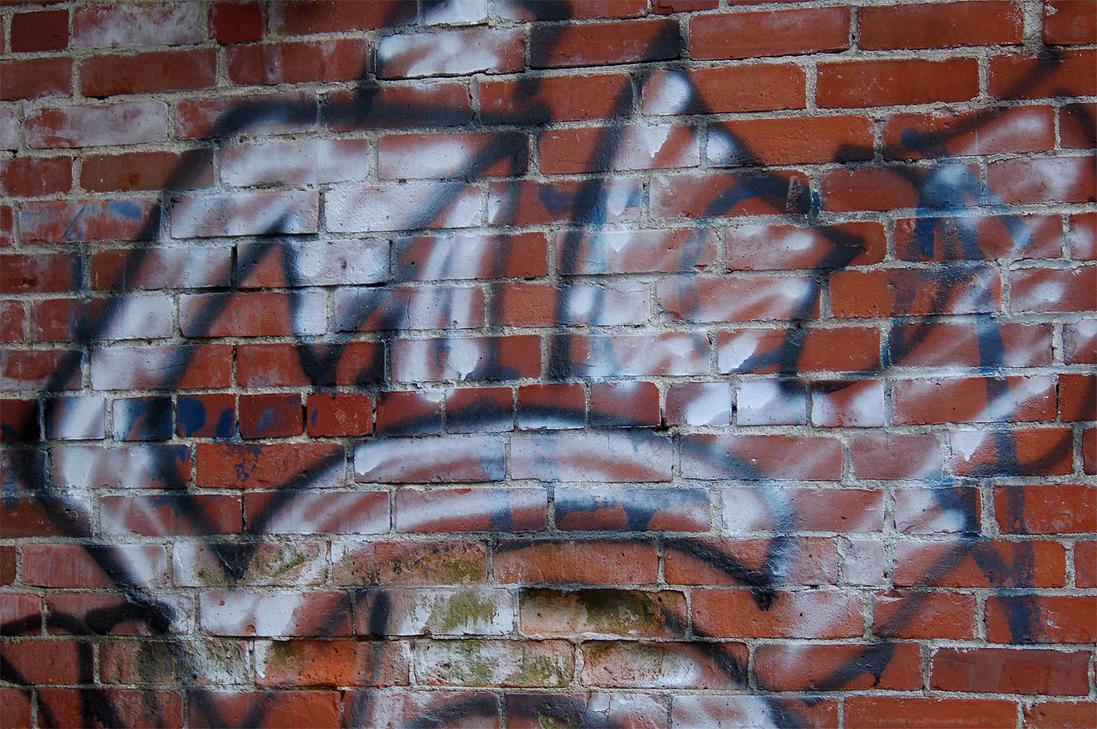 Graffiti Wall II by vicissitude-stock