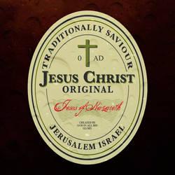 Cold Pint of Jesus