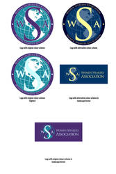 WSA logo development