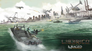 Liberico Harbor Battle