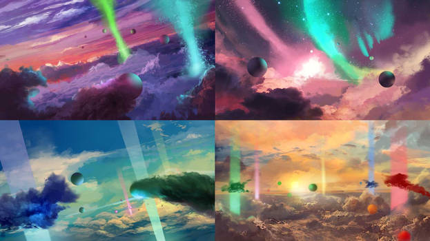 Sky Painter Final Views