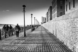 Evening Stroll by Wrightam