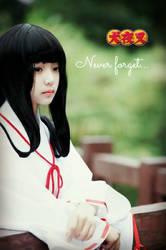 Kikyo Cosplay by o0Ran-Chan0o