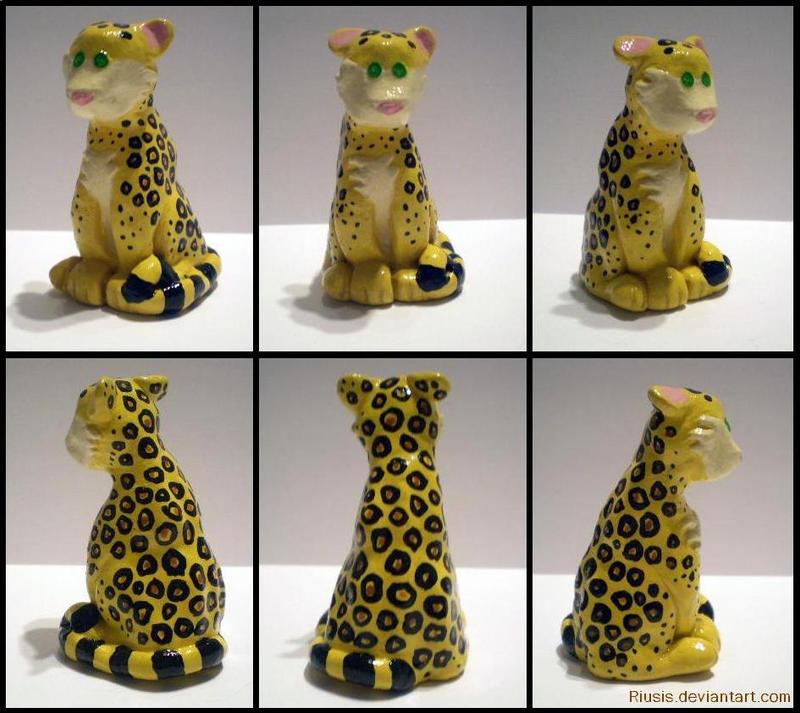 Cheetah Crafts For Preschoolers