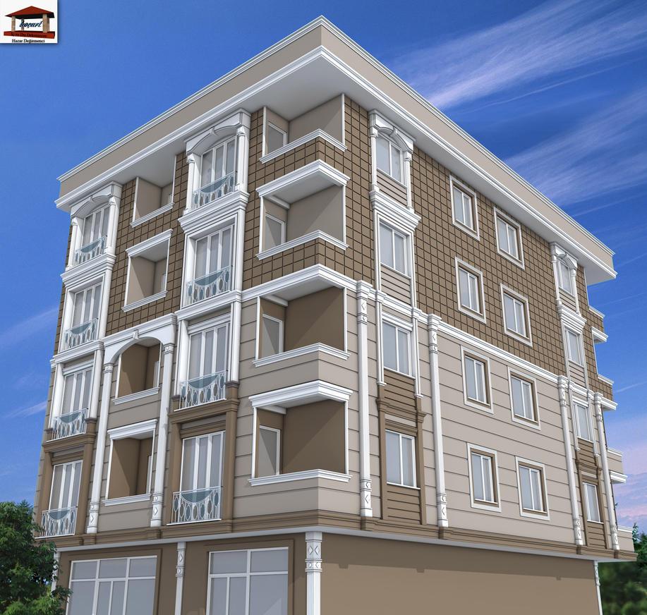 Building Design 01 01 By Feanorrauko On Deviantart