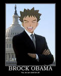 Brock Obama by Nicole-Prince