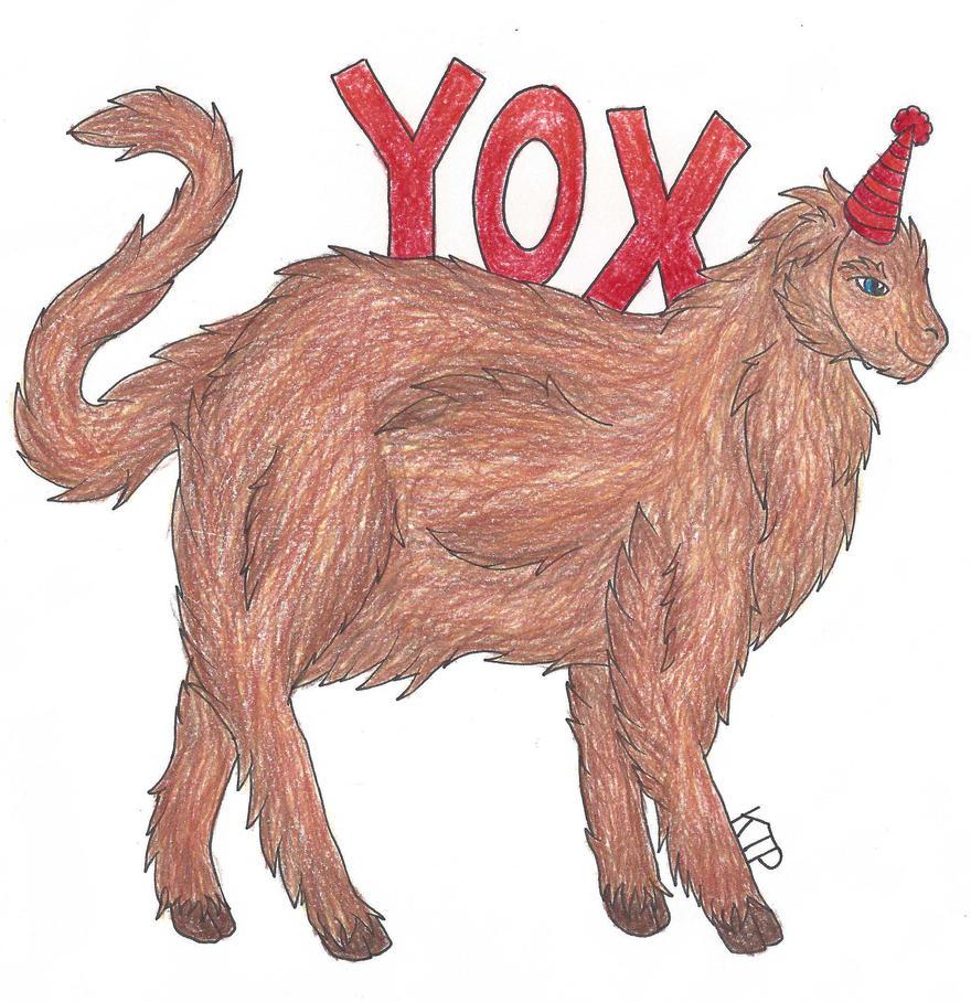 The Yox by ktpdragon
