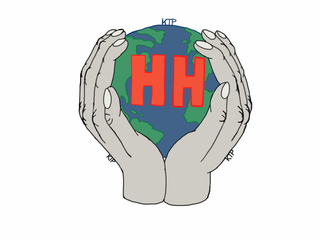 Helping Humanity Logo by ktpdragon