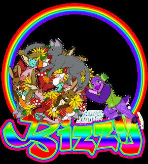 Katamari Bizzy Badge