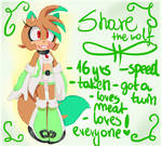 .:Ref:. New Share the Wolf 2015