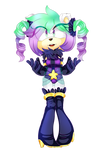 .:COM:. she reminds me of a cosmic chick :o: