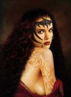 Queen Sahira by JdelNido