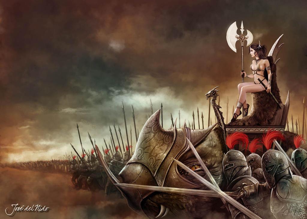 Last Battle by JdelNido
