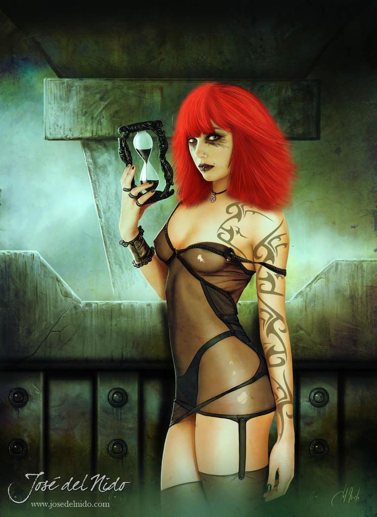 Gothic Times  by JdelNido