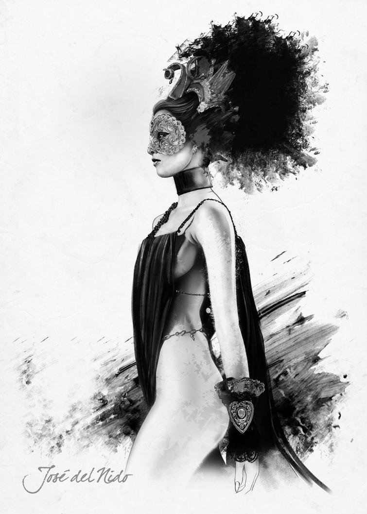 Harlequin by JdelNido