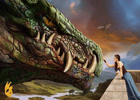 Dragon Heart by JdelNido