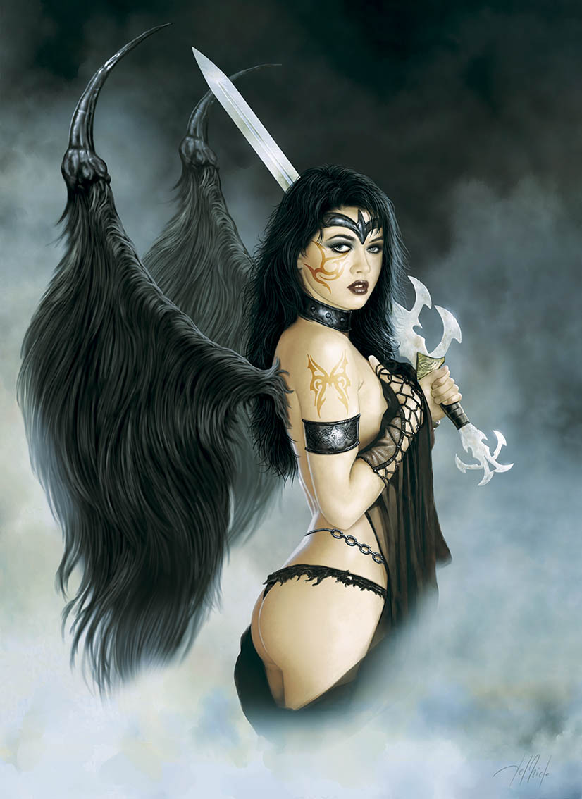 Exterminator Angel by JdelNido