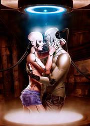 Cyber Love by JdelNido