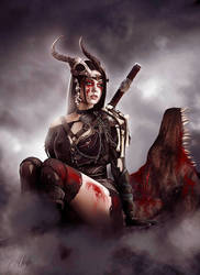 Warrior Serie4 by JdelNido
