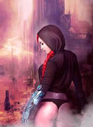 Cyberpunk Serie 1