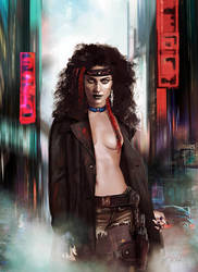 Cyberpunk Serie 2