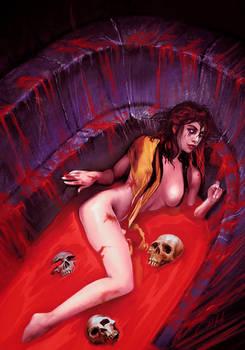 Bathing In Blood