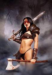 Barbarian Serie 4 by JdelNido