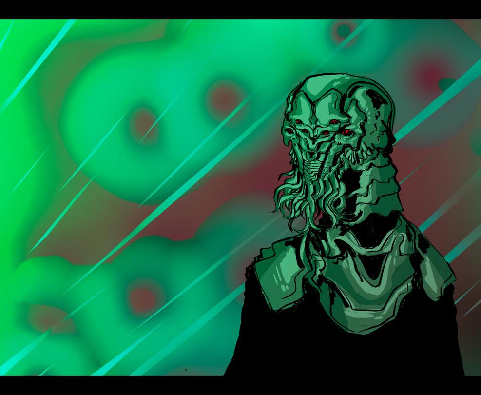 Lovecraftian by murrzus