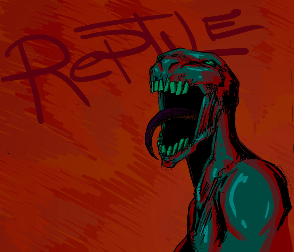 Reptil by murrzus