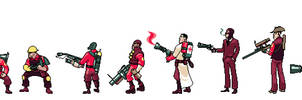 TF2 Pixel: The Round Up