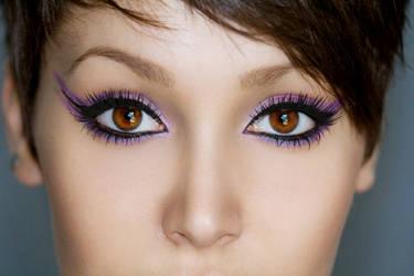 Purple Retouch