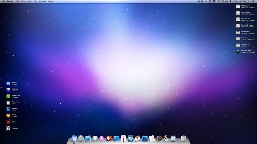 Desktop - December 2009 by bigmoose