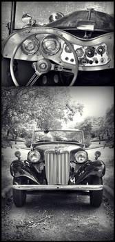 Vintage MG Style