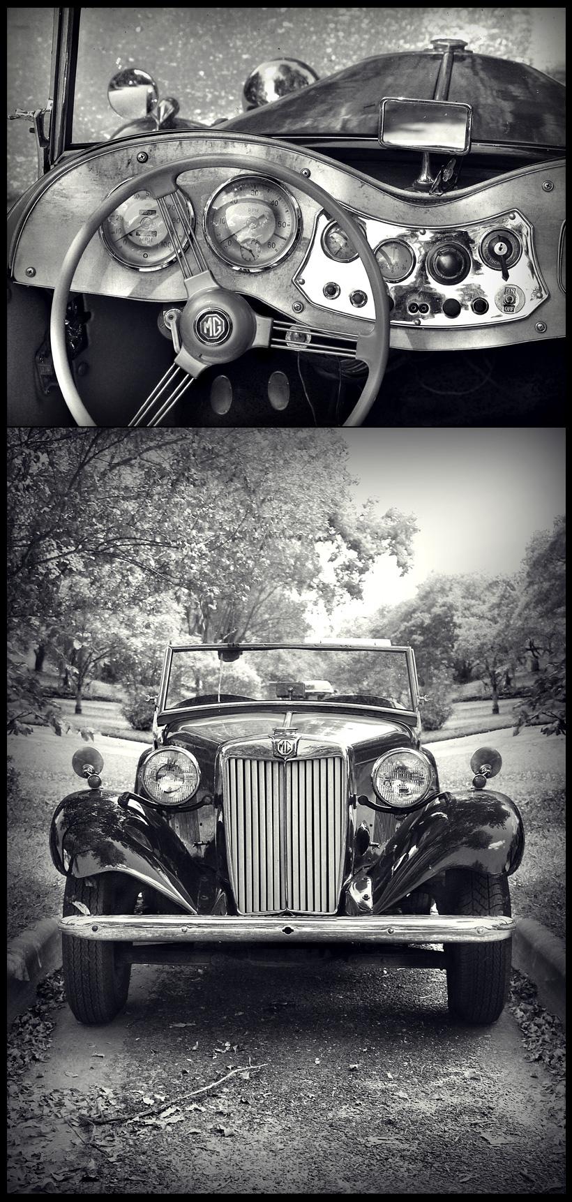 Vintage MG Style by er0k